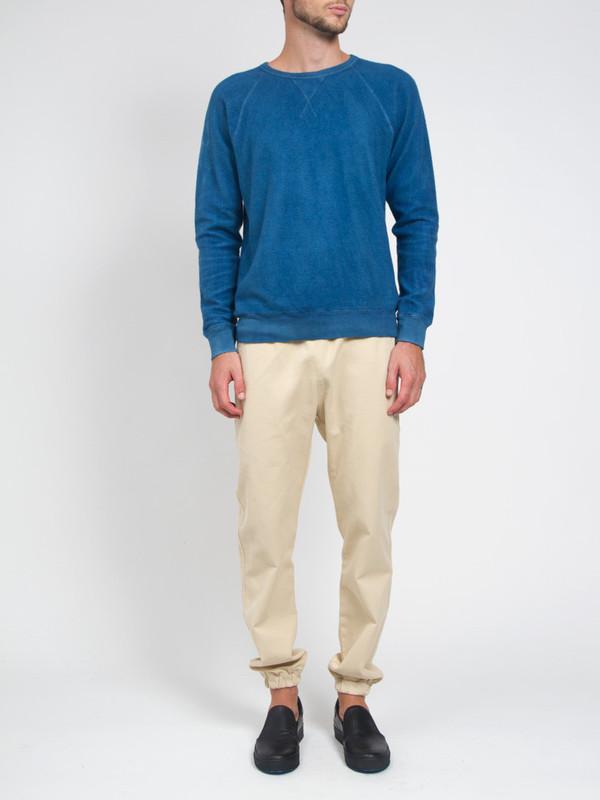 Industry of All Nations Clean Sweatshirt Indigo