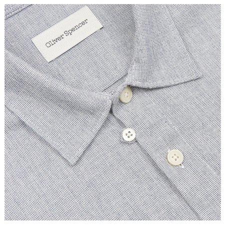 Oliver Spencer Overshirt - Pinter Blue