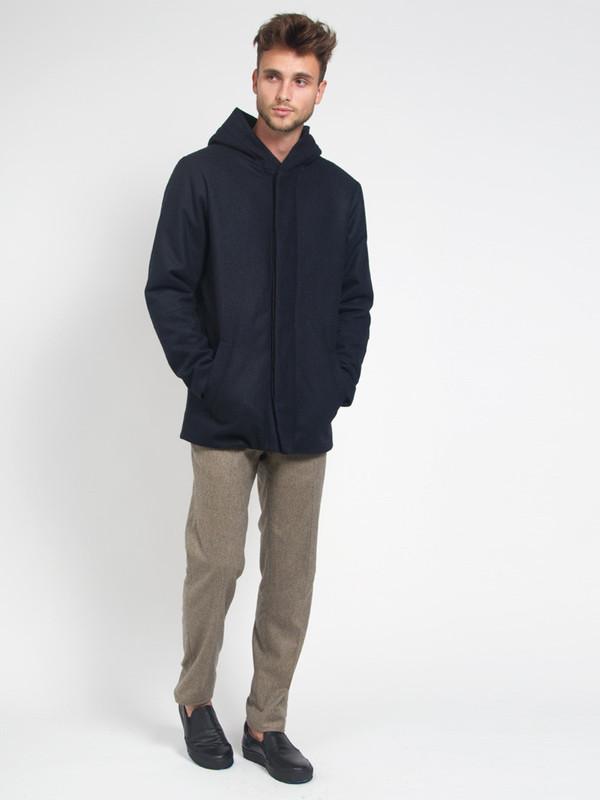 Journal Curve Jacket