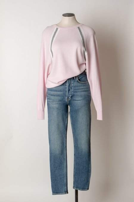 Allude Sweater 192-17010 - PINK