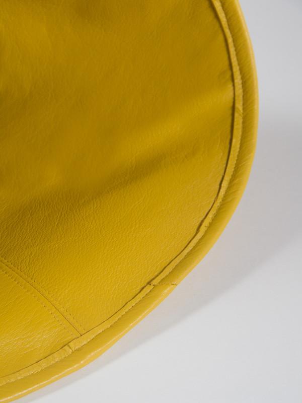 Fingers Crossed Harbor Hat Yellow