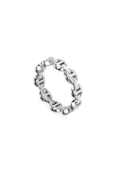 Hoorsenbuhs Micro Dame III Ring - Sterling Silver