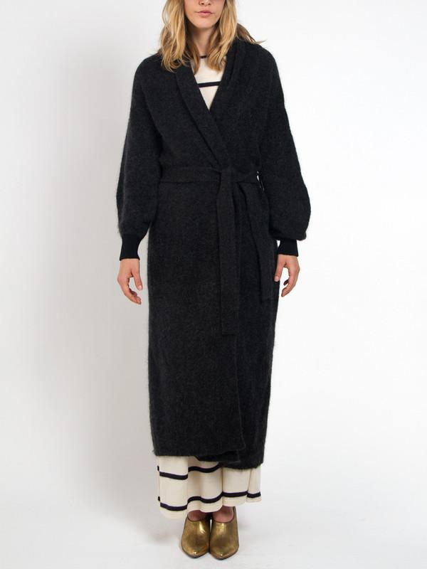 Long Robe Coat