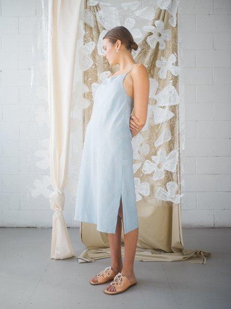 FME Apparel Madeline Cami Dress - Powder Blue