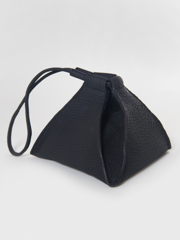 AANDD Pyramid Pouch Black