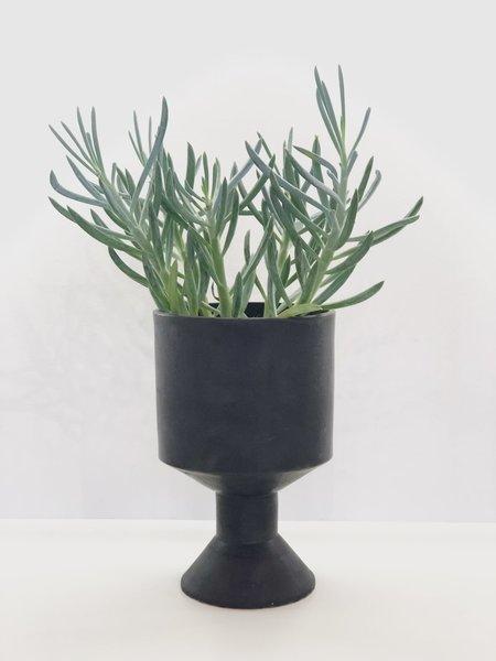 Bobbie Specker Vases - Charcoal