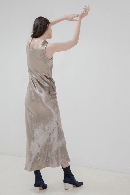 Nomia Bias Tank Gown - Panne Velvet