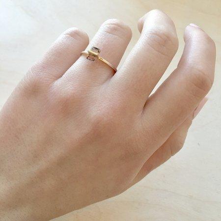 Januka Bi-Color Tourmaline Ring - 10k Gold