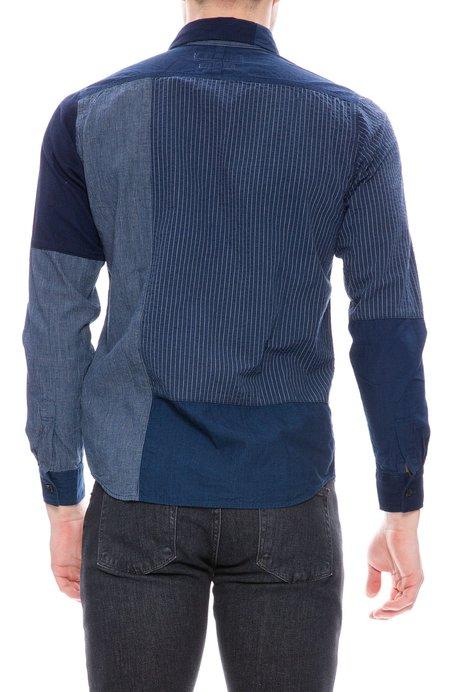 FDMTL Boro Patchwork Shirt