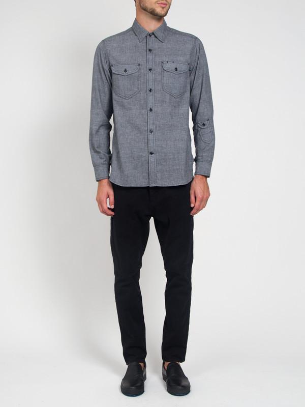 Men's Monitaly Triple Needle Shirt