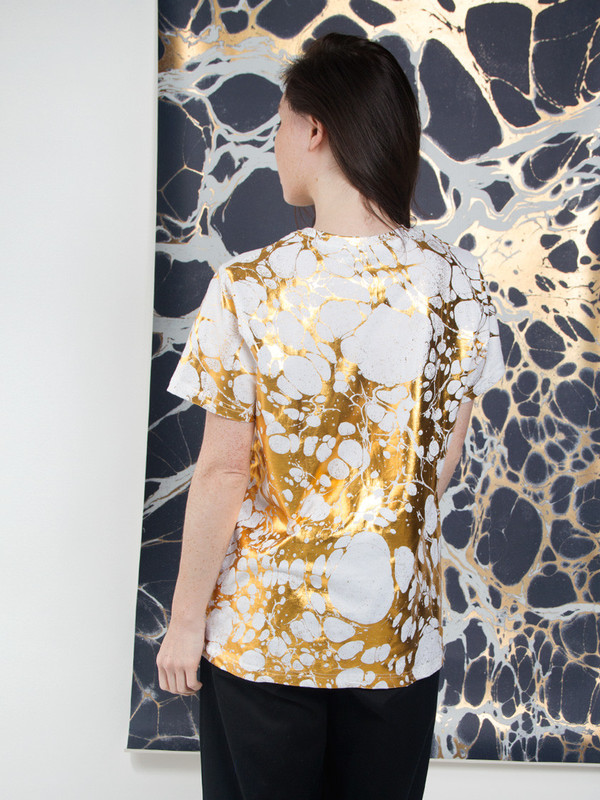 Calico x Swords-Smith x Print All Over Me Wabi T-Shirt