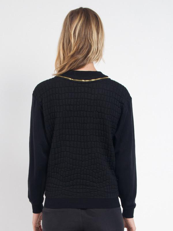 Zipper Sweater