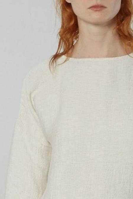 Nomia Boxy Crew Neck