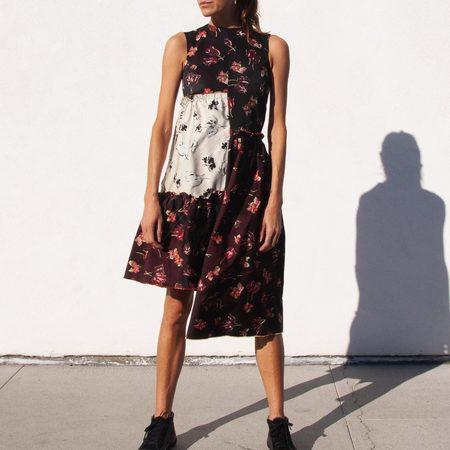 Delada Asymmetrical Dress
