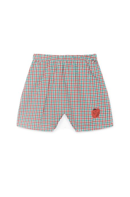 Kids Bobo Choses Vichy Shorts