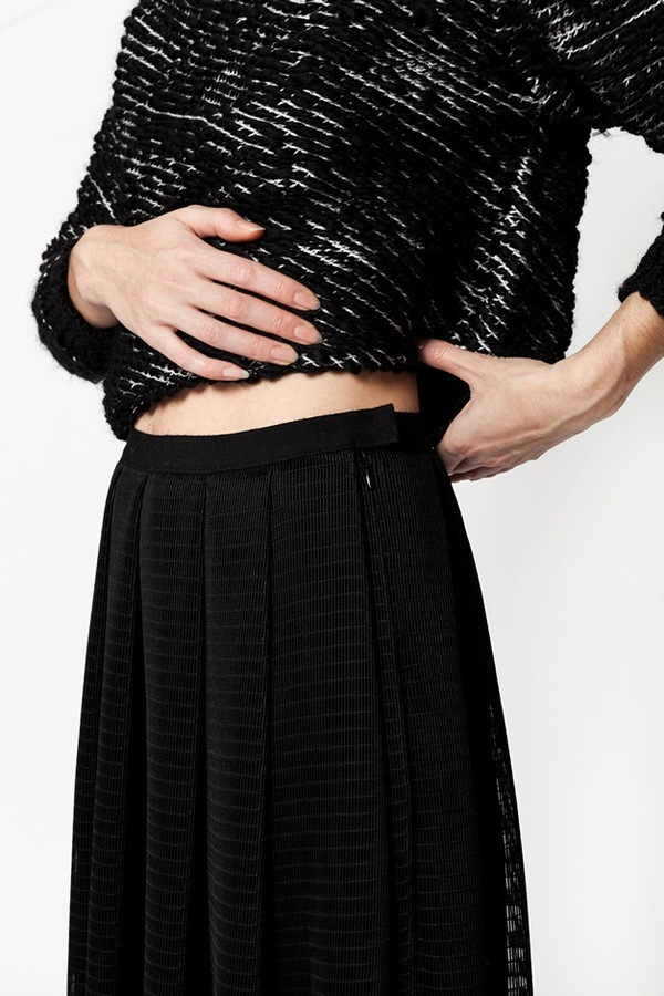 Samuji Gidion Skirt - black