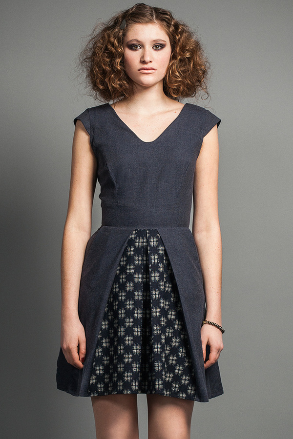 Jennifer Glasgow Kazan Dress