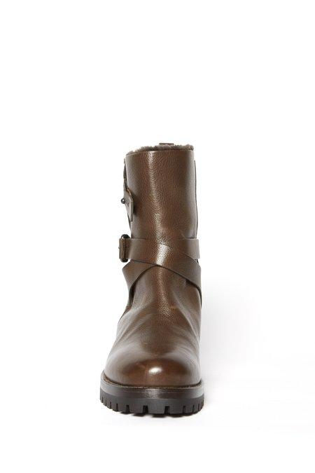 sartore cross strap low boot - Military