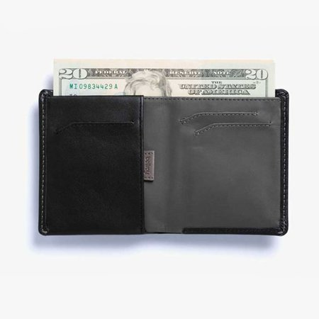 Bellroy Note Sleeve RFID wallet - Black