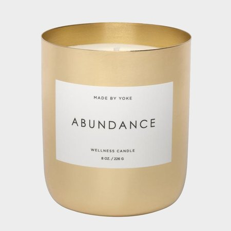 Made by Yoke Abundance Candle