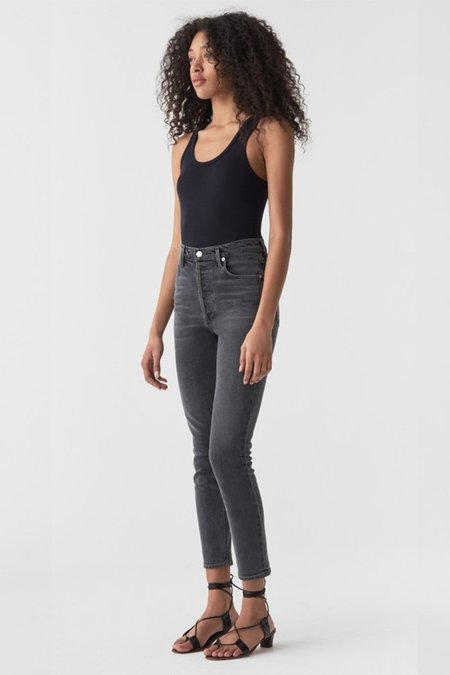 Agolde Nico High Rise Jeans - Arena