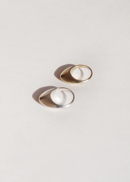 Ello Ello Sapho Ring - Brass
