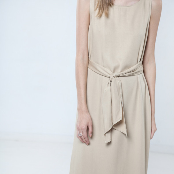 Shaina Mote Tie Dress