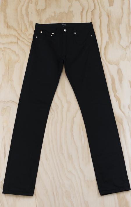 A.P.C. Petit Standard Jean - Black