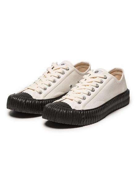 Excelsior Bolt Low-top Fashion Sneakers - White/Black