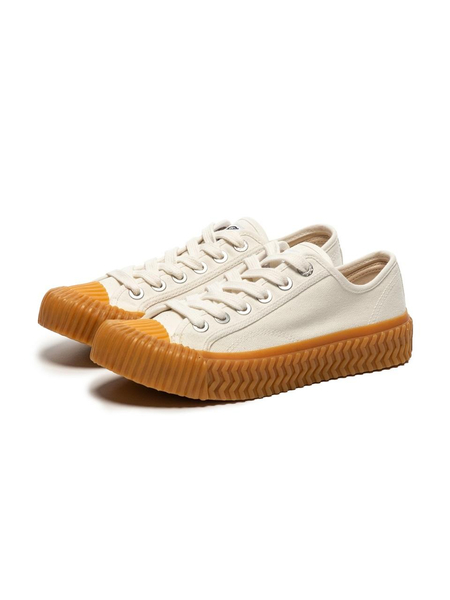 Excelsior Bolt Low-top Fashion Sneakers - Gum White