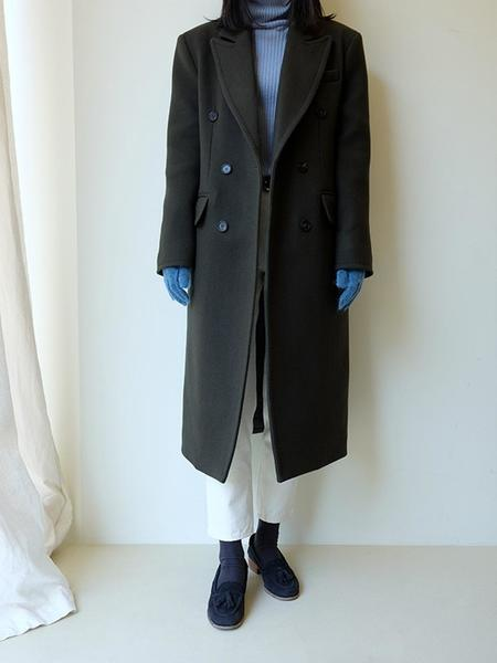 GROVE Rove Coat - Khaki