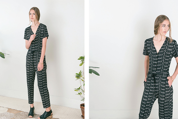 Dagg & Stacey Wallace Jumpsuit