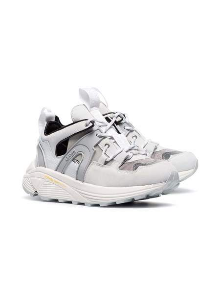 GANNI Brooklyn Tech Sneakers - Bright White