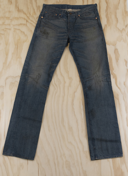 NSF Willis Straight Fit Jeans - Blue
