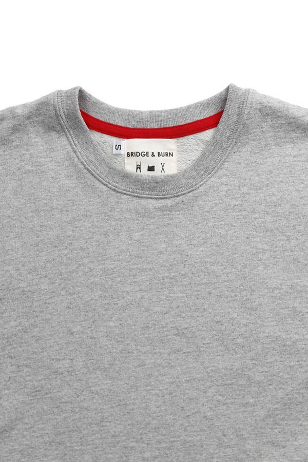 Bridge & Burn Columbiaknit Sweatshirt Grey