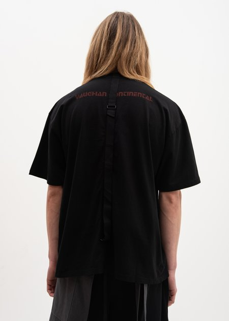 Komakino Vaughan Relaxed Fit T-Shirt - Black