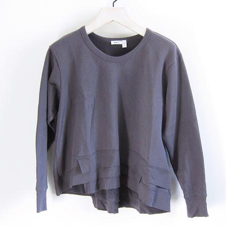 Wilt Layered Sweatshirt - Petrol