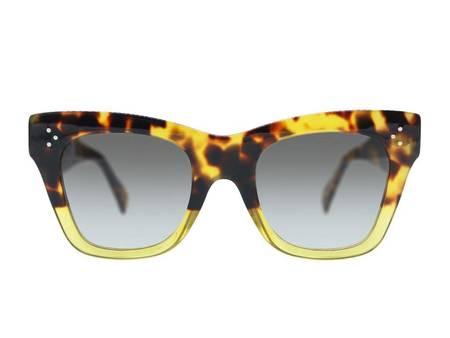 Celine 40004I Sunglasses - HAVANA
