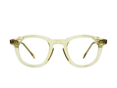 Frame Holland 783 Glasses - TRANSPARENT YELLOW