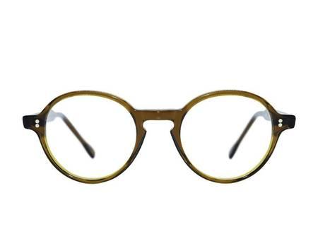 Frame Holland 753 Glasses - OLIVE