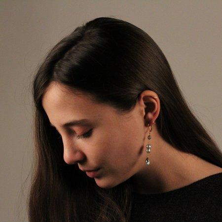 Dana Kellin Aqua Drop Earring