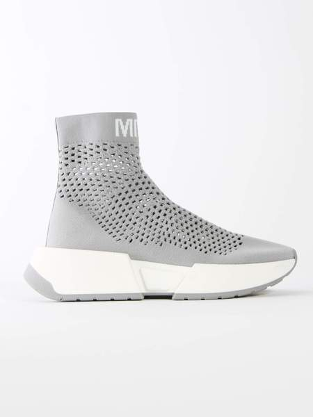 MM6 by Maison Margiela Perforated Knit Sneaker