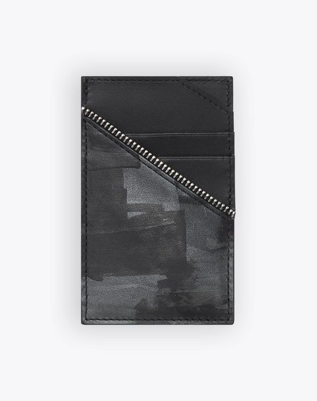 SOUTH LANE AVANT Raw Cardholder - Black