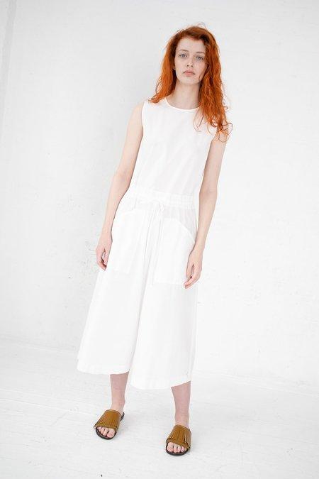 AVN 01 Jumpsuit - White