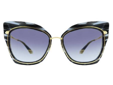 1ee549b733 DITA Stormy Sunglasses - BLACK SMOKE GOLD