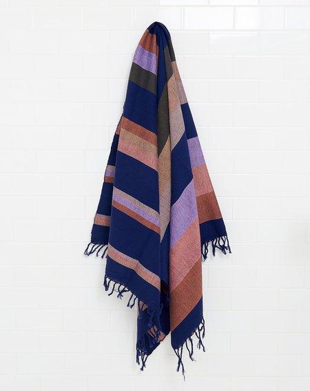 Minna Goods Plum Towel