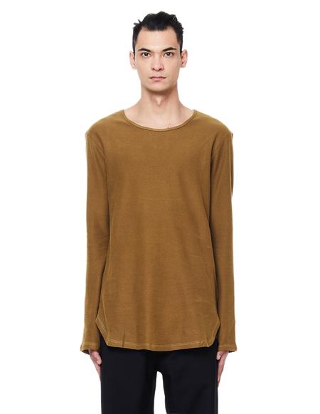 Enfants Riches Deprimes Cotton Long Sleeve T-Shirt