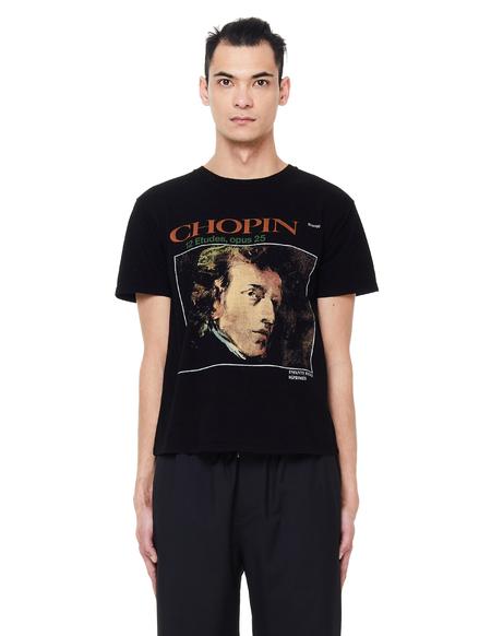 Enfants Riches Deprimes Cotton Chopin T-Shirt - Black