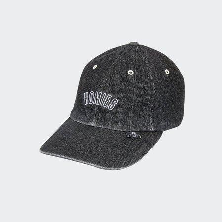 For the Homies Arc Logo Denim Cap - Washed Indigo