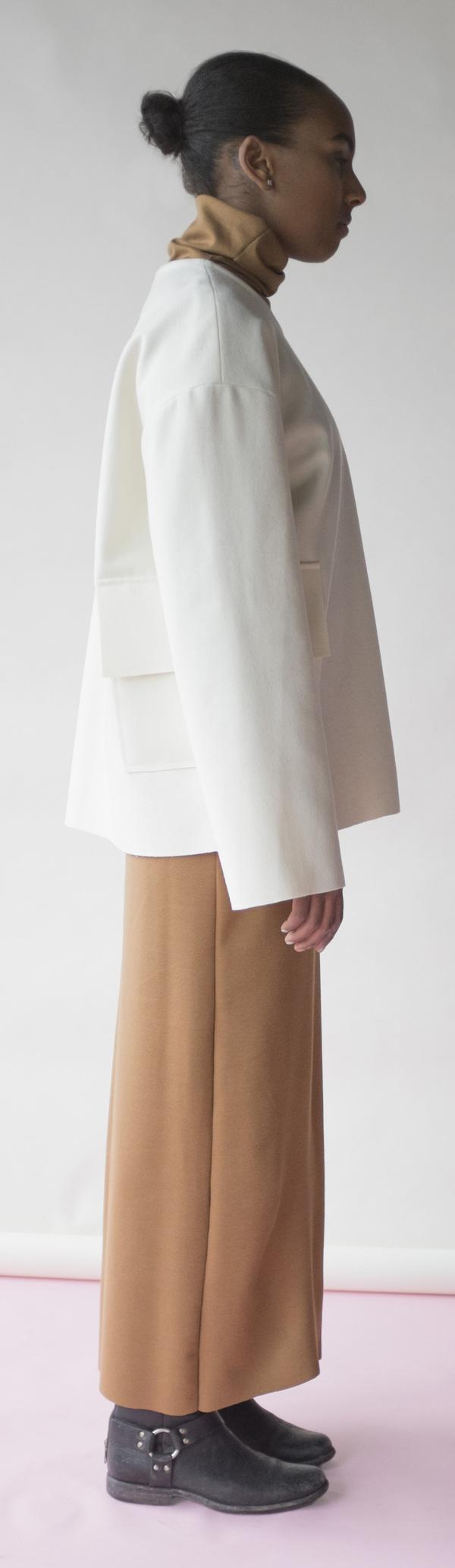 Sunja Link Wool Pullover